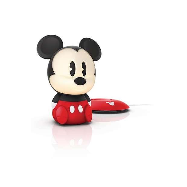 Philips Lucina da notte Mickey Mouse