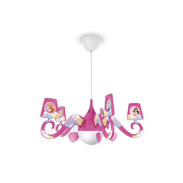 Lampadario Disney Princess
