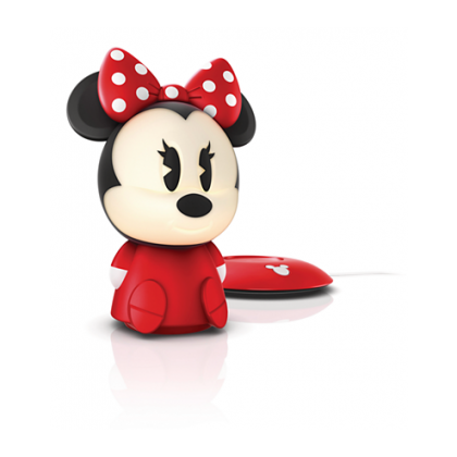 Philips Lucina da notte Minnie Mouse