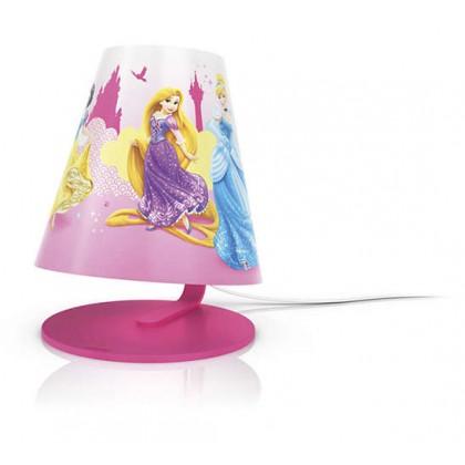 Lampada da tavolo Disney Philips Princess