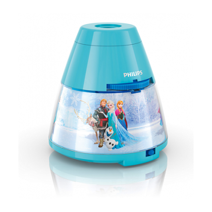 Lampada  Disney Philips Frozen