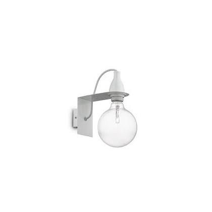 Applique Ideal lux Minimal AP1 -bianco-E27
