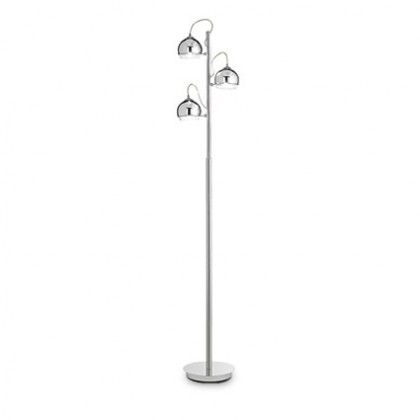 Lampada Ideal lux DiscoveryPT3-cromo-G9