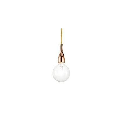 Sospensione Ideal lux MinimalSP1-oro-E27