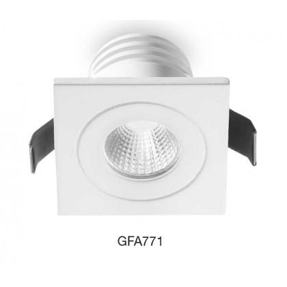 Faretto da incasso Gea Luce GFA 771
