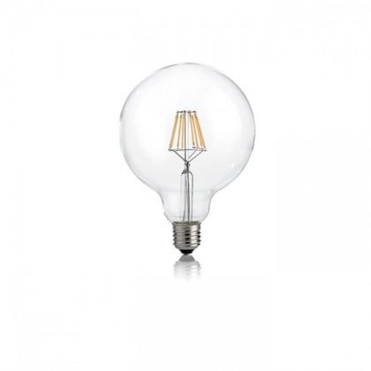 Lampadina E27 Globo LED filamento 8W 95mm