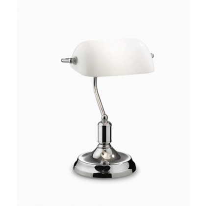 Lampada Ideal lux Lawyer TL1-cromo