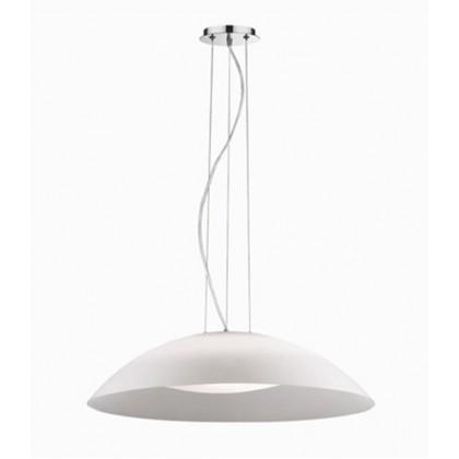 Sospensione Ideal lux LenaSP D64-bianco-64-E27