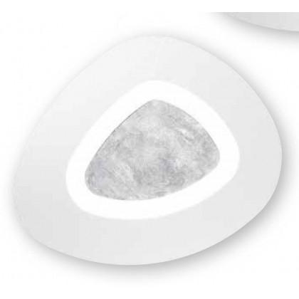 Plaffoniera Gea luce ManilaP/P foglia argento