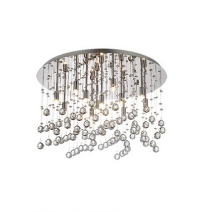 Plaffoniera Ideal lux Moonlight PL-cromo-60-12