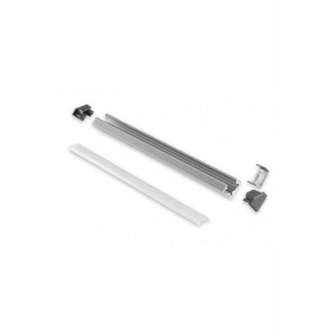 Profilo Angolare Per Strip GSTP21 Alluminio