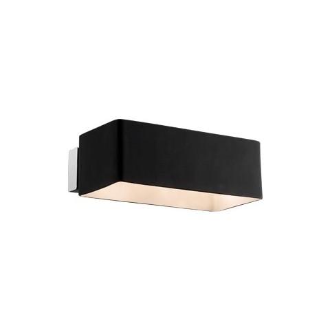Applique Ideal lux Box AP2-Nero