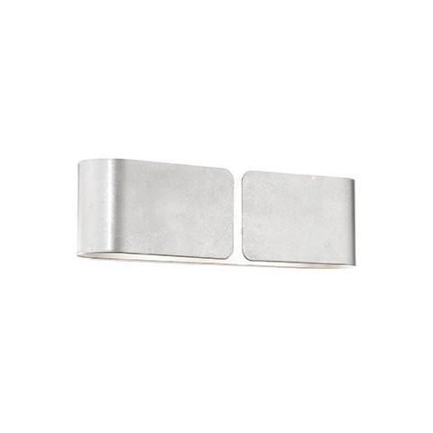 Applique Ideal lux Clip AP2 SMALL-argento