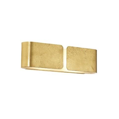 Applique Ideal lux Clip AP2 SMALL-oro