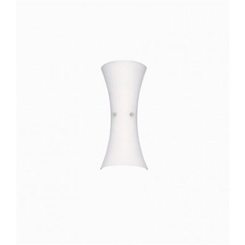 Applique Ideal lux ElicaAP2-bianco-15-E14