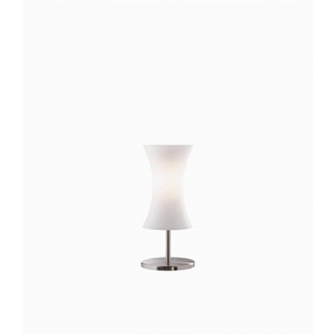 Lampada Ideal lux ElicaTL1-bianco-15-E14
