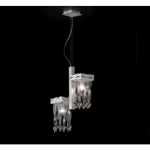 Sospensione LAMP 530/s2 argento