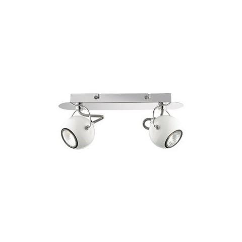 Applique Ideal lux LunareAP2-bianco-31-2-GU10