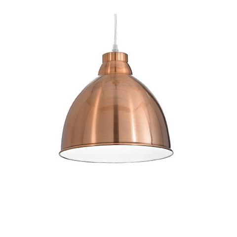 Sospensione Ideal lux Navy SP1 Rame