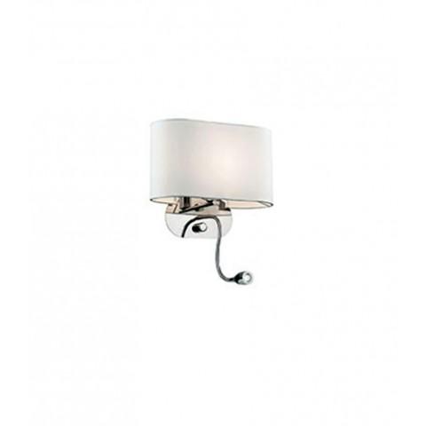 Applique Ideal lux SheratonAP2-bianco-E14