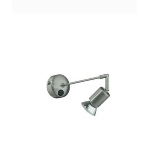 Applique Ideal lux Strale AP1-nickel