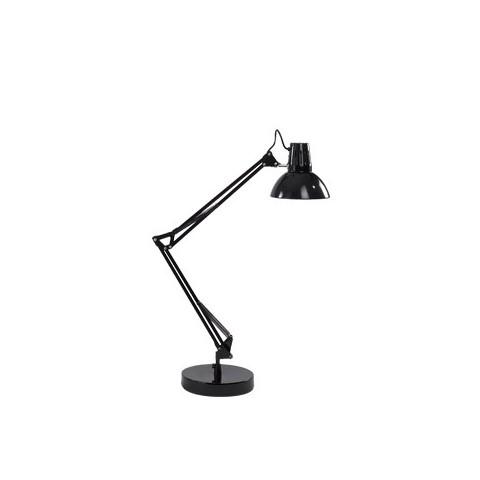 Lampada da tavolo Ideal lux Wally TL1 NERO